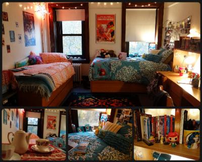Bryn Mawr Project Dorm Room